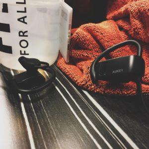 AUKEY Bluetooth Sport Kopfhörer im Test