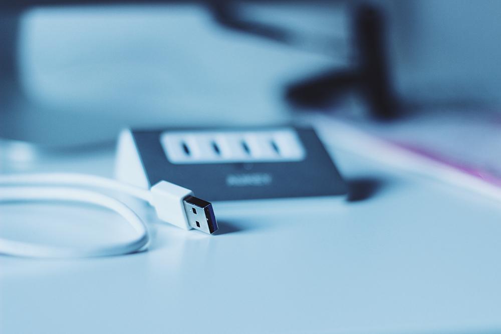 AUKEY 4 Port USB