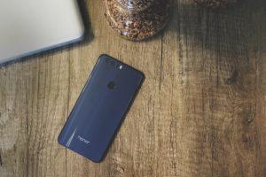 Anzeige: Weg mit dem iPhone - Das Honor 8 übernimmt für die nächsten zwei Wochen